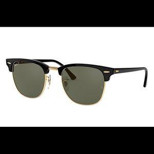 Ray-Ban Clubmaster Polarized Sunglasses